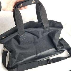 Calvin Klein Large Duffel Gym Black Bag Unisex